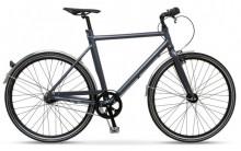 """Style Cycle 28"""" Heren-59cm - Nexus-3 - Mat zwart"""